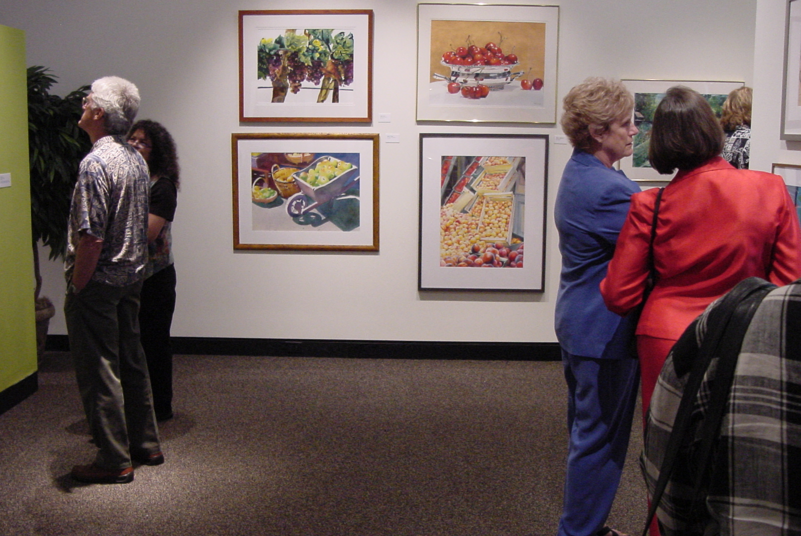 Watercolor art society houston tx - Quincy Art Center Fws Exhibition